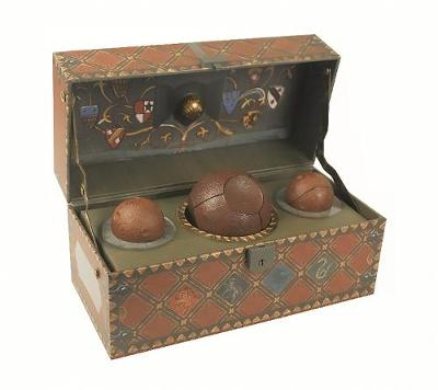 Picture of Harry Potter: Collectible Quidditch Set