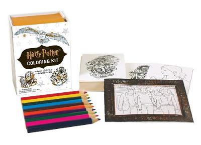 Picture of Harry Potter Coloring Kit