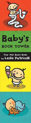Picture of Baby's Book Tower: Four Mini Board Books
