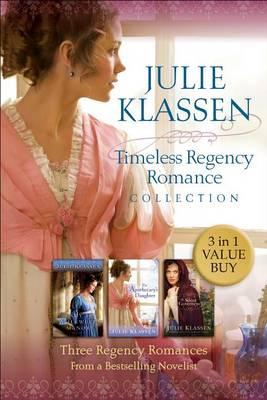 Picture of Timeless Regency Romance Collection: Three Regency Romances from a Bestselling Novelist