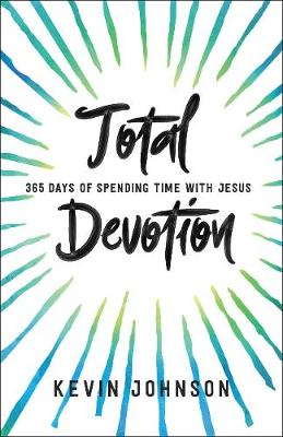 Picture of Total Devotion: 365 Days of Spending Time with Jesus