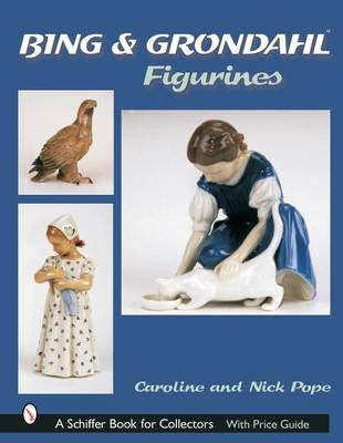 Picture of Bing and Grondahl Figurines