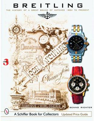 Picture of Breitling: The History of a Great Brand of Watches 1884 to the Present