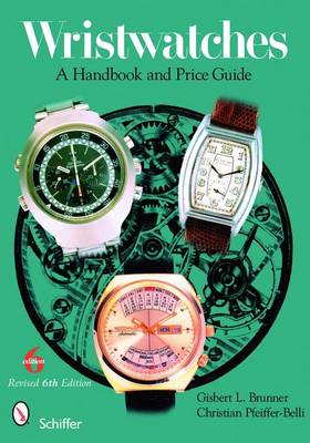 Picture of Wristwatches: A Handbook and Price Guide
