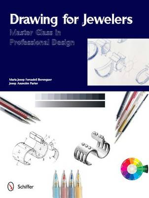 Picture of Drawing for Jewelers: Master Class in Professional Design