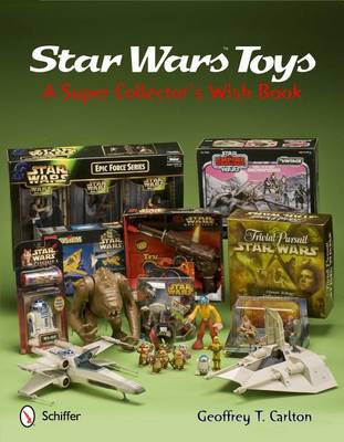 Picture of Star Wars Toys: A Super Collector's Wish Book
