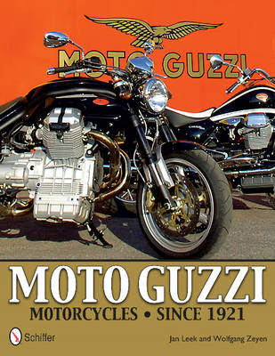 Picture of Moto Guzzi Motorcycles: Since 1921