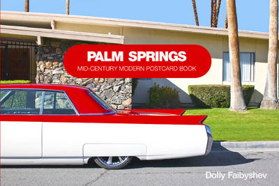 Picture of Palm Springs: Mid-Century Modern Postcard Book