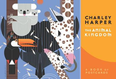 Picture of Charley Harper: The Animal Kingdom