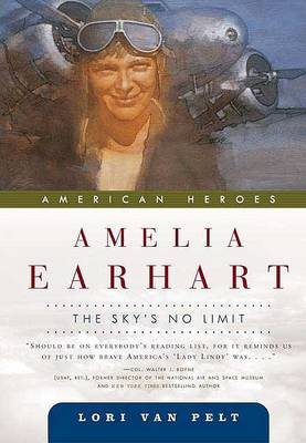 Picture of Amelia Earhart: The Sky's No Limit