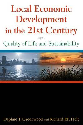Picture of Local Economic Development in the 21st Century: Quality of Life and Sustainability