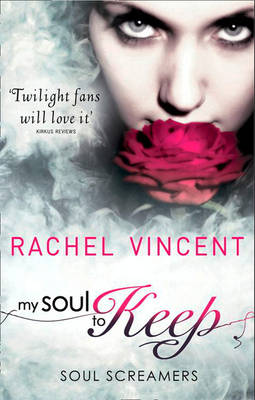Picture of My Soul to Keep (Soul Screamers, Book 3)