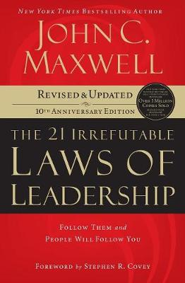 Picture of 21 Irrefutable Laws of Leadership
