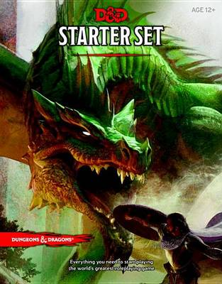 Picture of Dungeons & Dragons Starter Box (D&D Boxed Game)