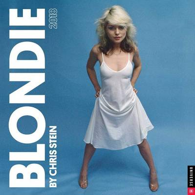 Picture of Blondie 2018 Wall Calendar