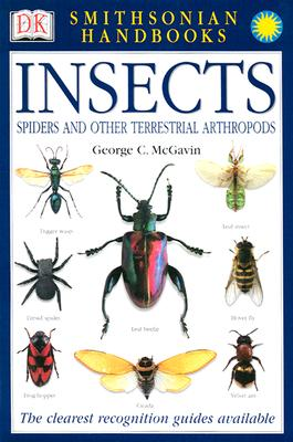Picture of Smithsonian Handbooks: Insects