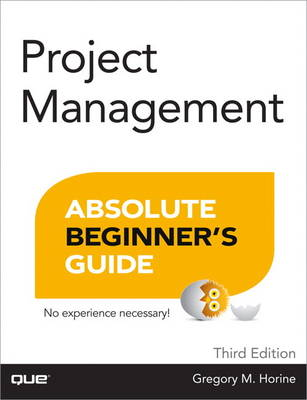 Picture of Project Management Absolute Beginner's Guide