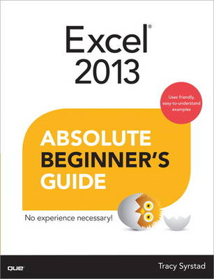 Picture of Excel 2013 Absolute Beginner's Guide