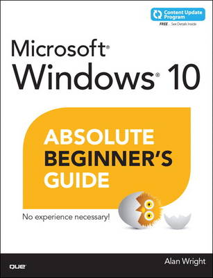Picture of Windows 10 Absolute Beginner's Guide