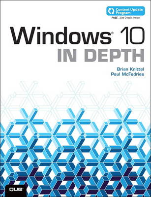 Picture of Windows 10 in Depth: Includes Video and Content Update Program