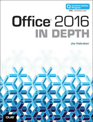 Picture of Office 2016 in Depth (Includes Content Update Program)