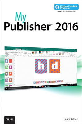Picture of My Publisher: 2016: Includes Free Content Update Program