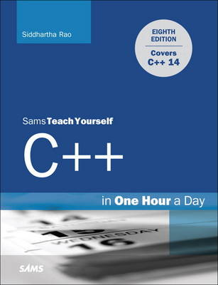 Picture of C++ in One Hour a Day, Sams Teach Yourself