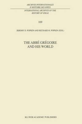 Picture of The Abbe Gregoire and His World