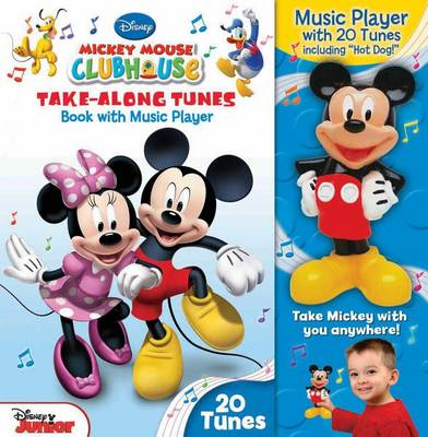 Picture of Mickey Mouse Clubhouse Take-Along Tunes