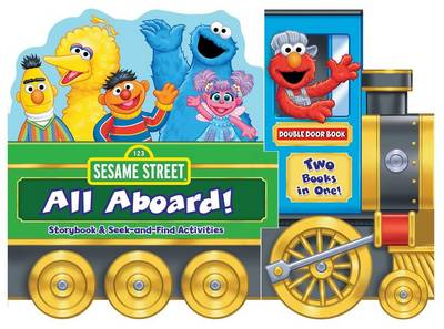 Picture of Sesame Street: All Aboard!: Storybook & Seek-And-Find Activities