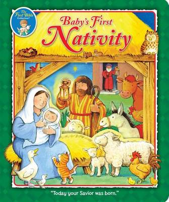 Picture of Baby's First Nativity