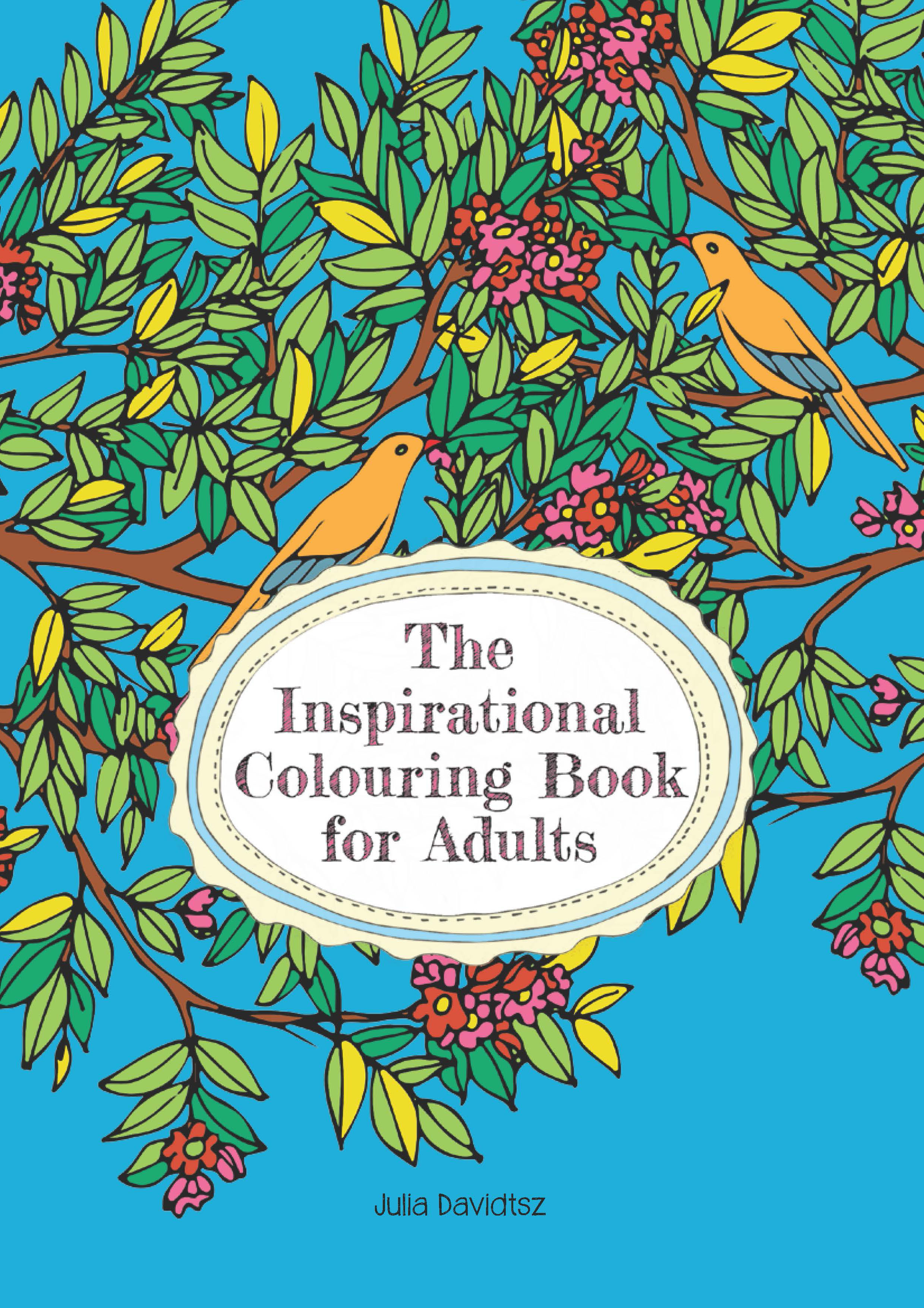 Picture of The inspirational colouring-in book for adults