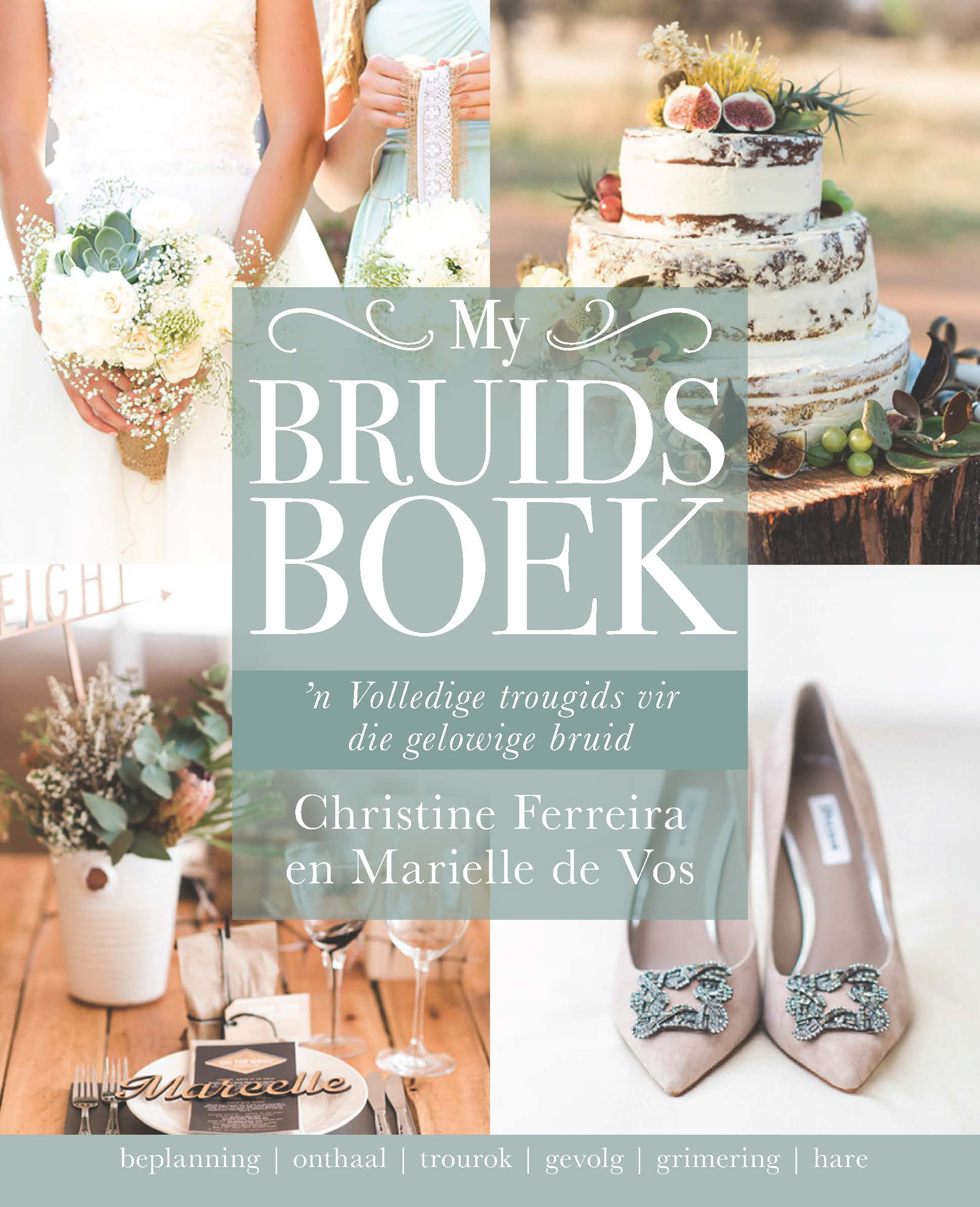 Picture of My bruidsboek