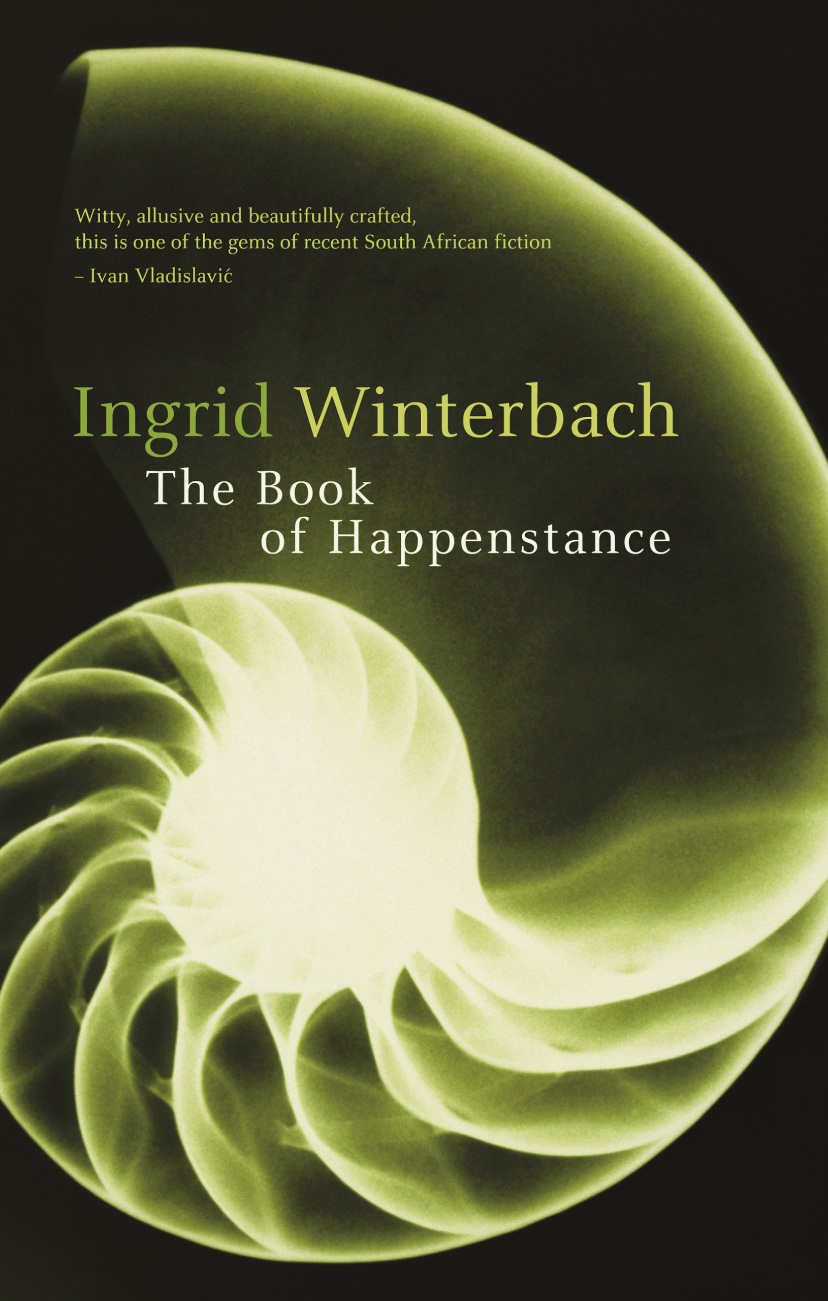 Picture of The book of happenstance