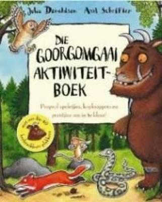 Picture of Die goorgomgaai aktiwiteitboek