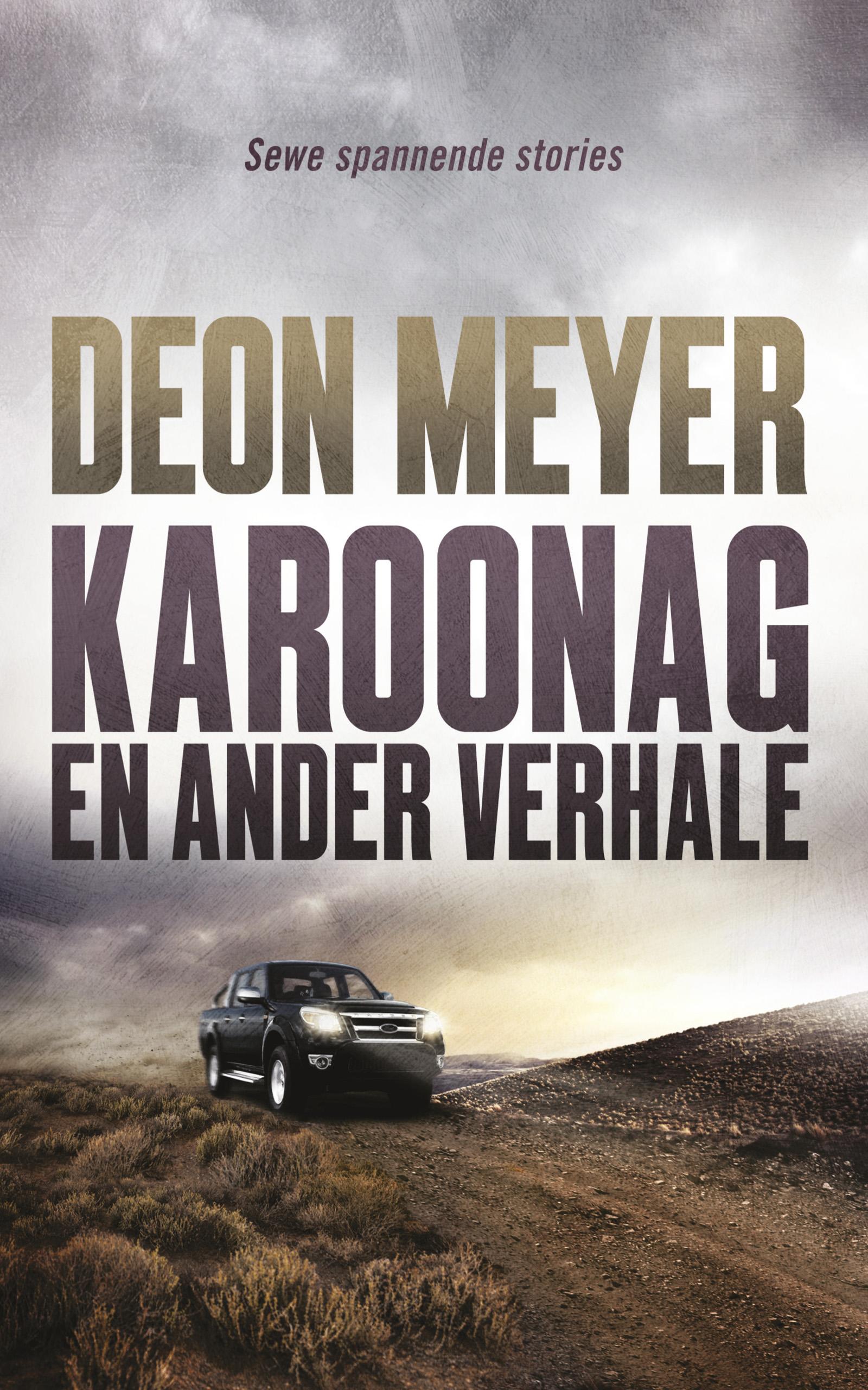 Picture of Karoonag En Ander Verhale