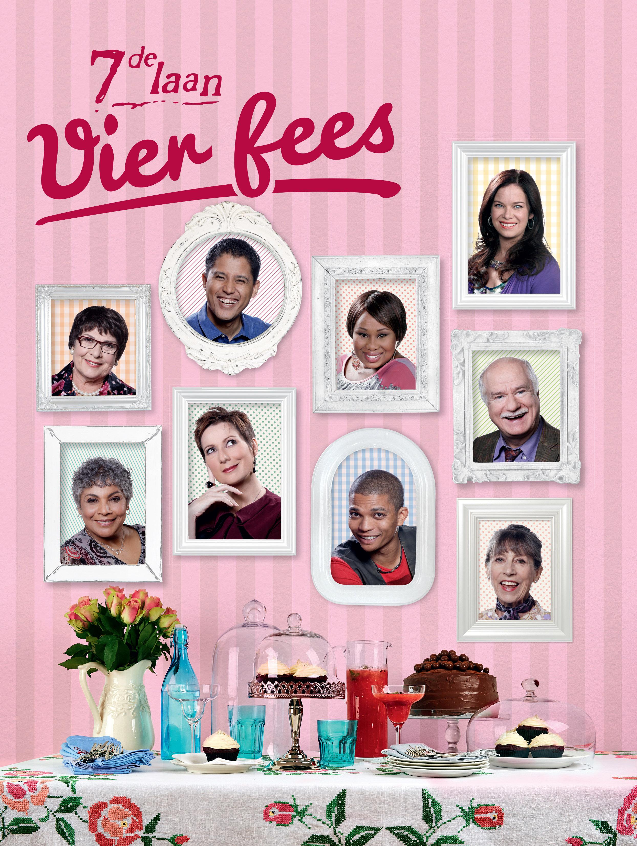 Picture of 7de Laan vier fees