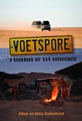 Picture of Voetspore 2: 'N Kookboek Vir 4x4 Entoesiaste