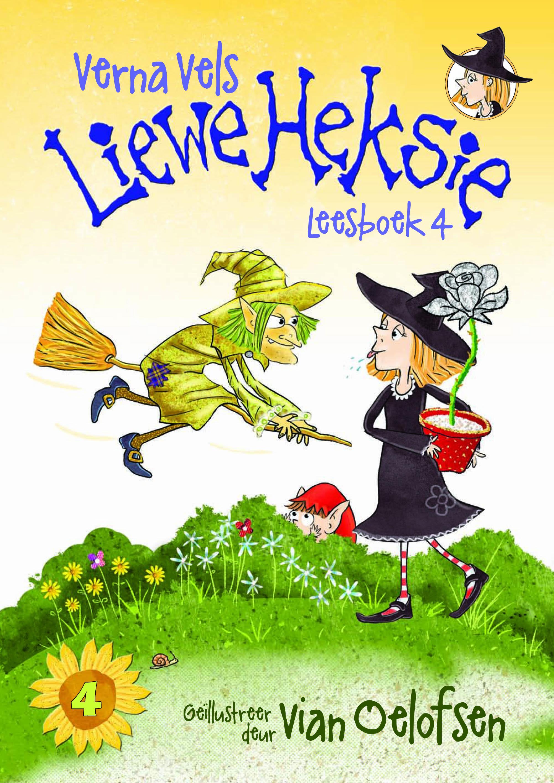 Picture of Liewe Heksie: Leesboek 4