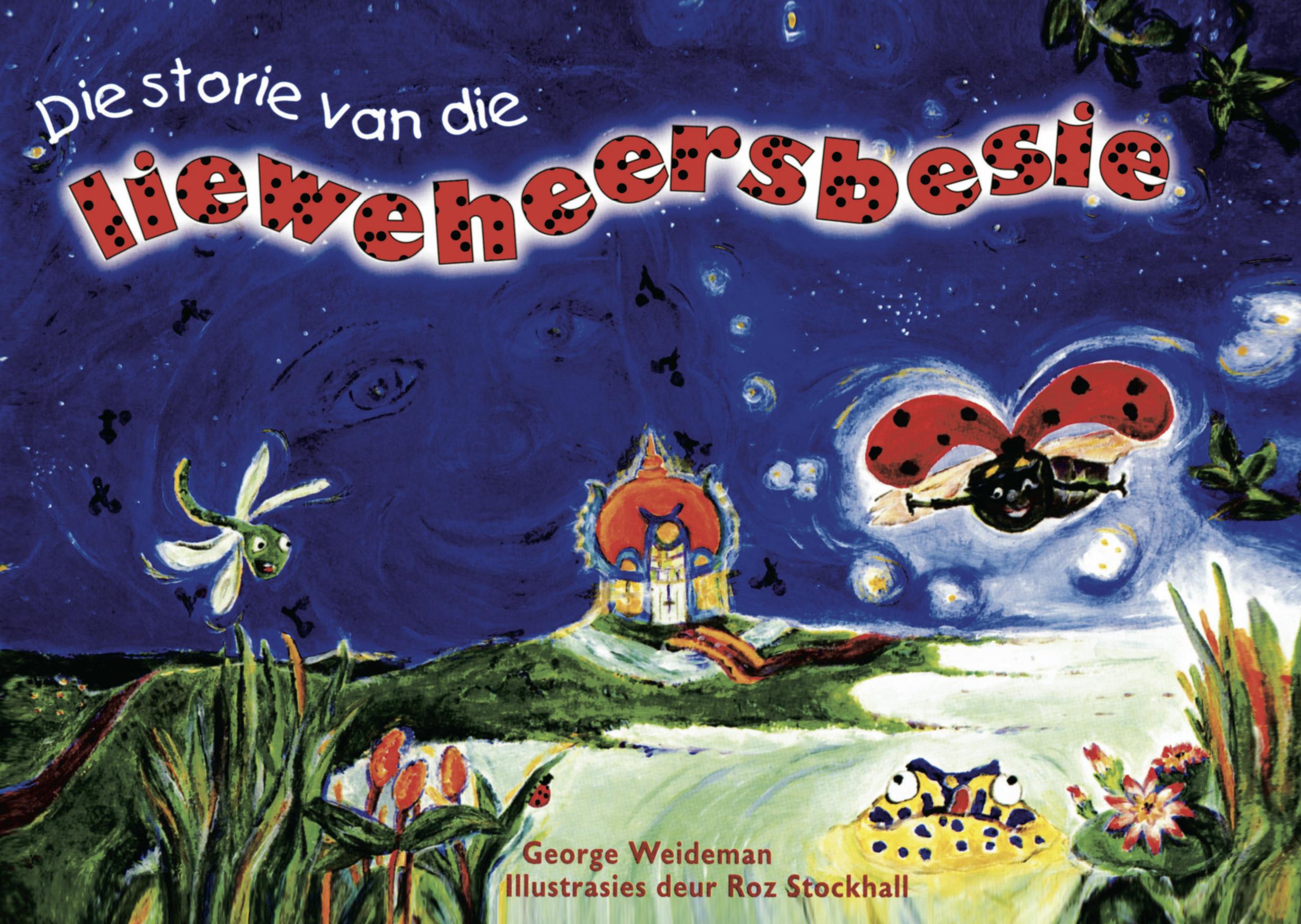 Picture of Die Storie Van Die Lieweheersbesie