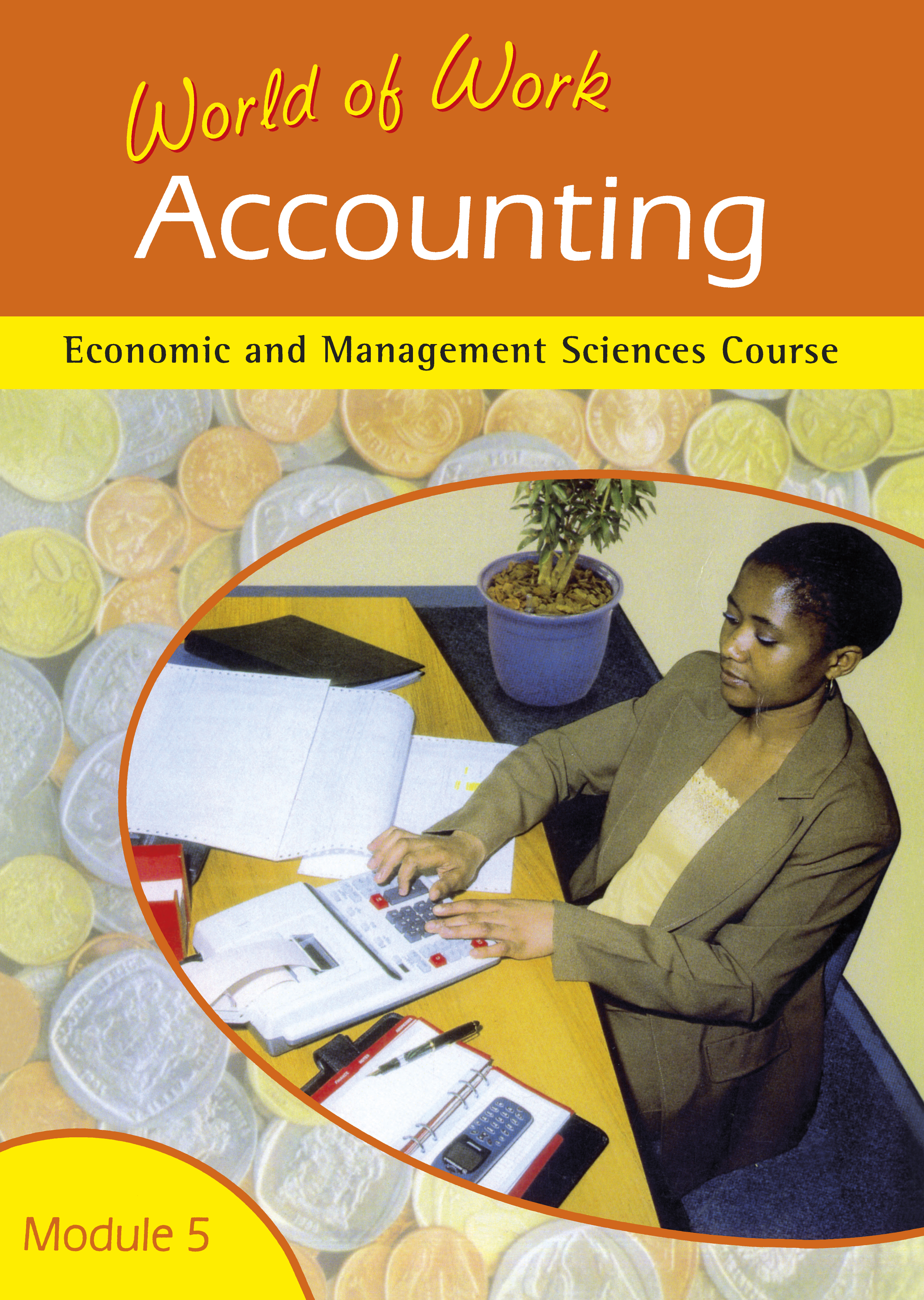 Picture of World of work module 5: Accounting