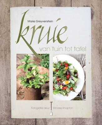 Picture of Kruie van tuin tot tafel