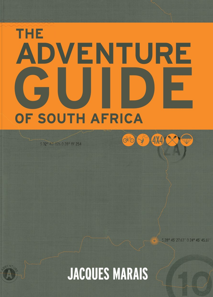 Picture of The adventure guide of South Africa