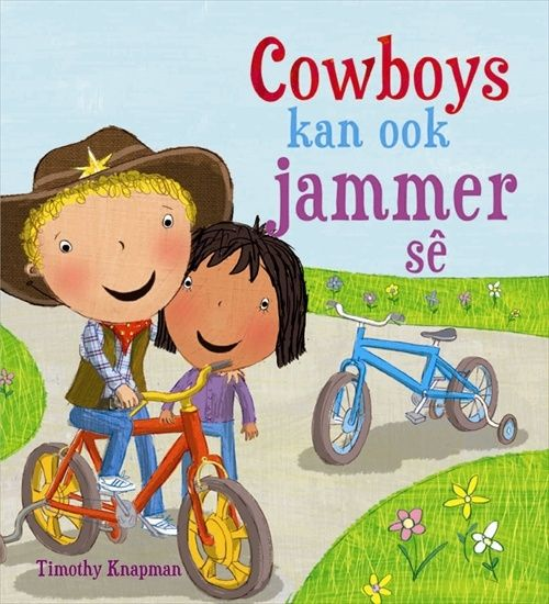 Picture of Cowboys kan ook jammer se