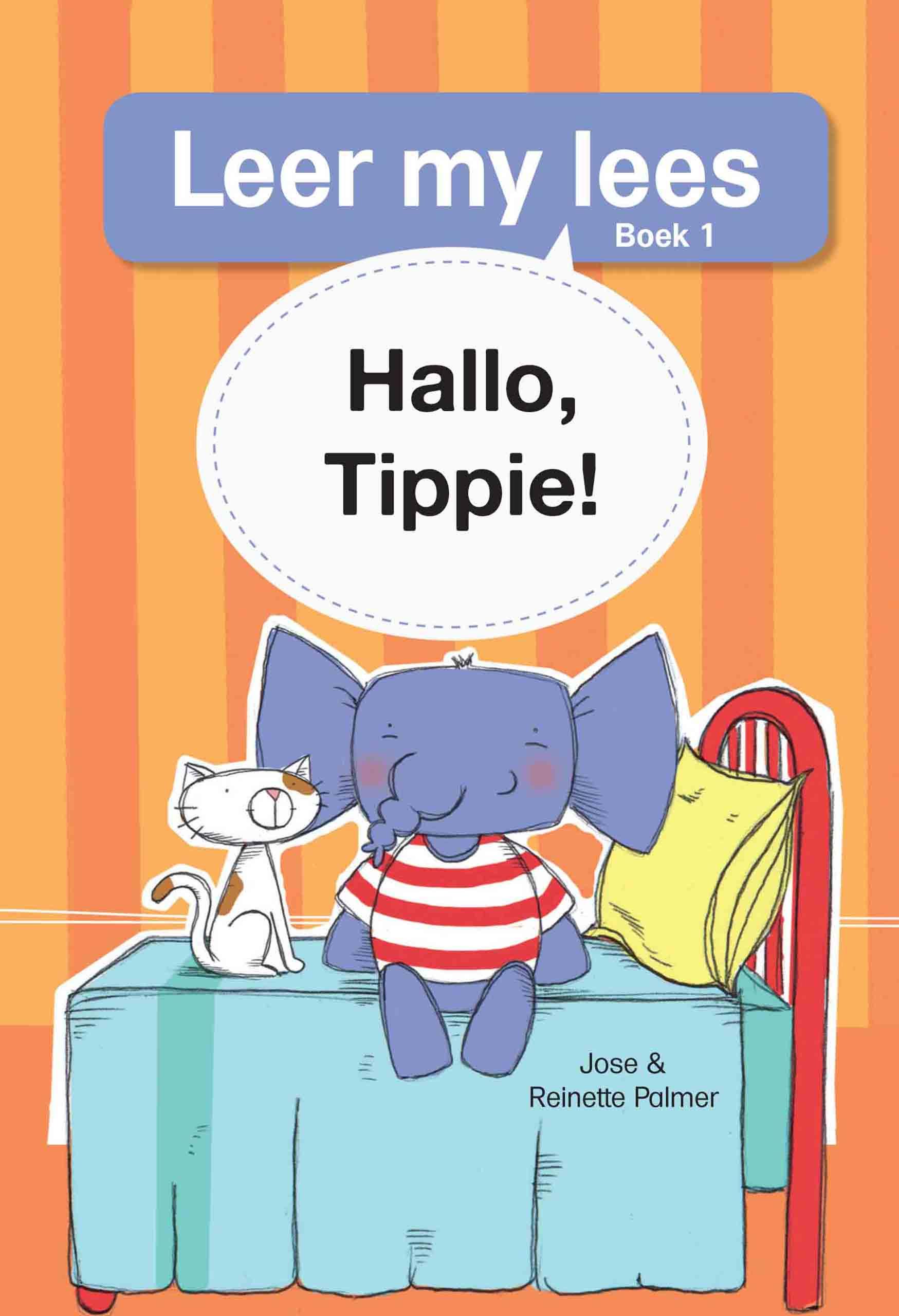 Picture of Hallo, Tippie!: Boek 1: Gr R