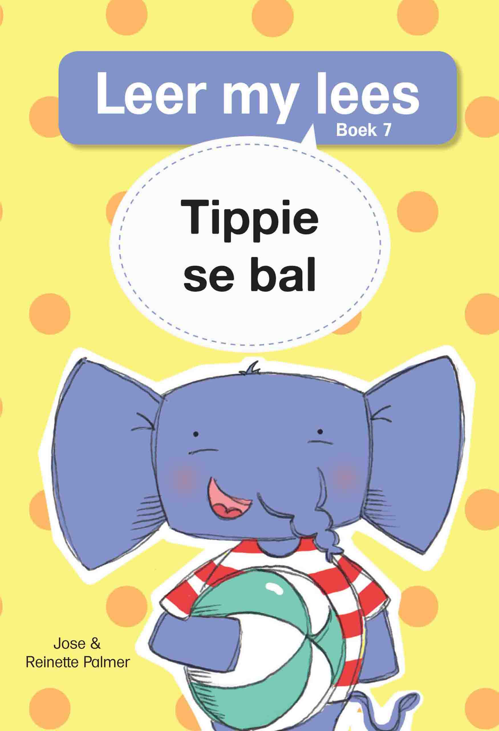 Picture of Tippie se bal