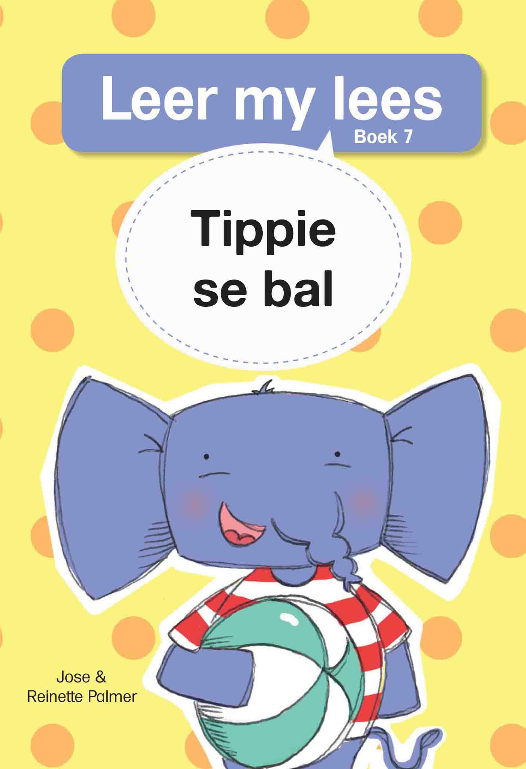 Picture of Tippie Se Bal: Boek 7: Gr R