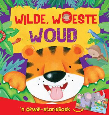 Picture of Wilde, woeste woud