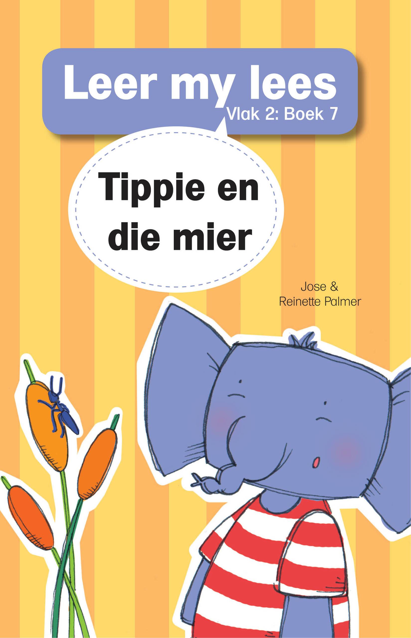 Picture of Tippie en die mier