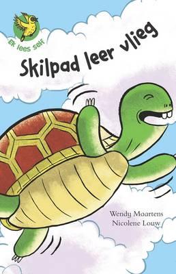 Picture of Skilpad leer vlieg